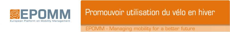 EPOMM e-update February 2014