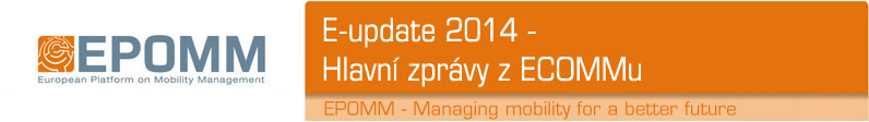 EPOMM e-update June 2014