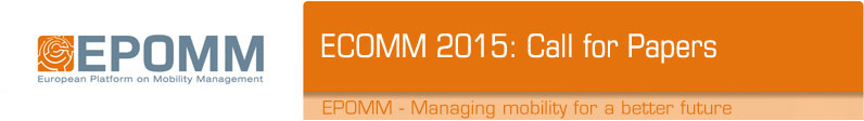 ECOMM Call for Papers 2015