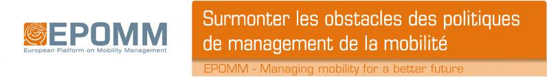 EPOMM e-update August 2016