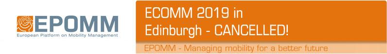 EPOMM e-update March 2019
